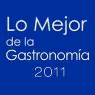 Lo mejor de la gastronomía 2011