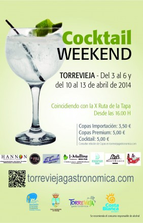 CARTEL COCTEL WEEKEND version color