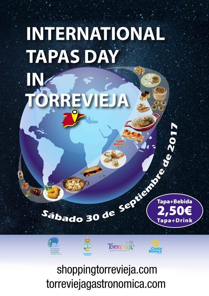 CARTEL International Tapas Day in Torrevieja