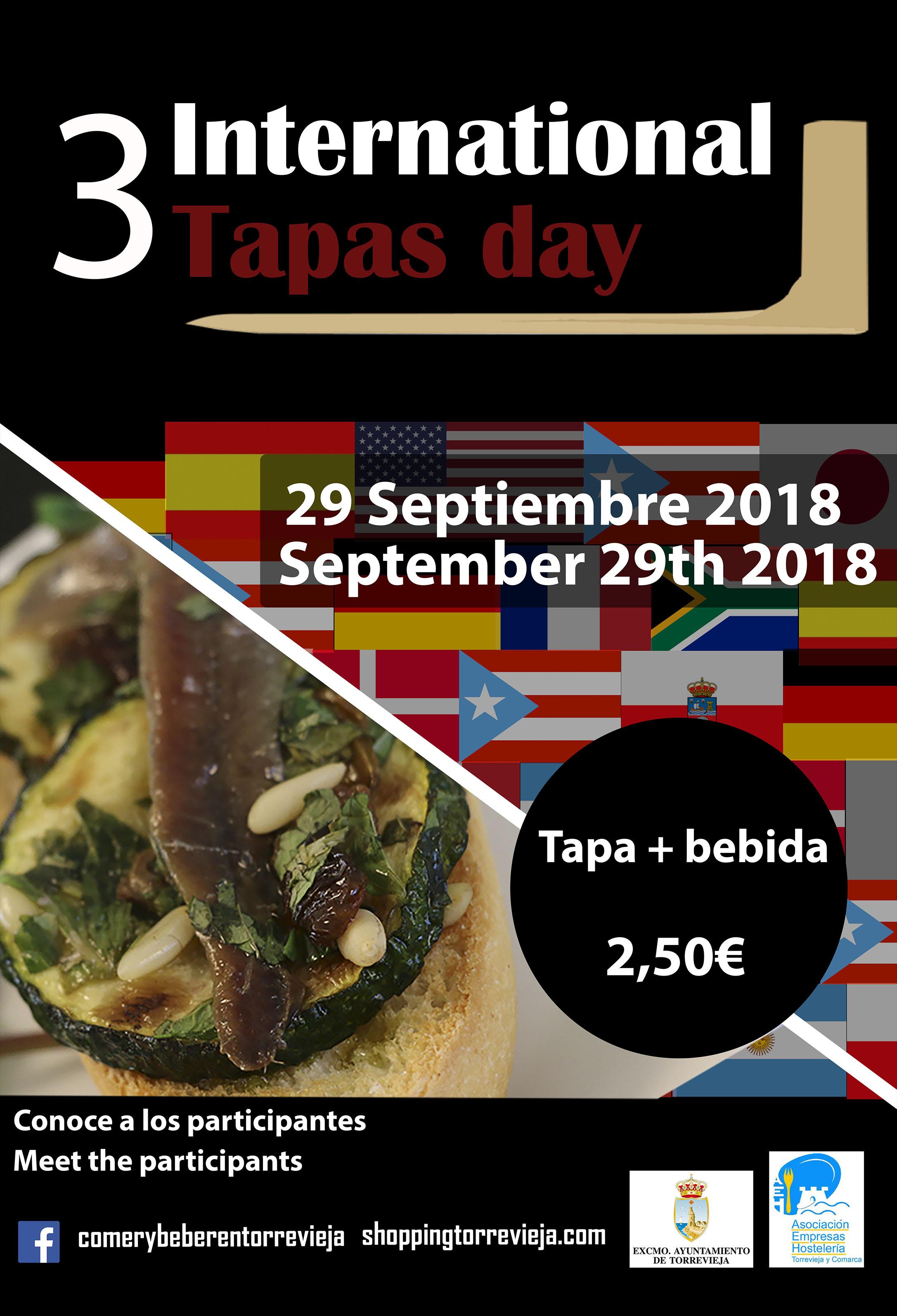 International Tapas Day In Torrevieja 3