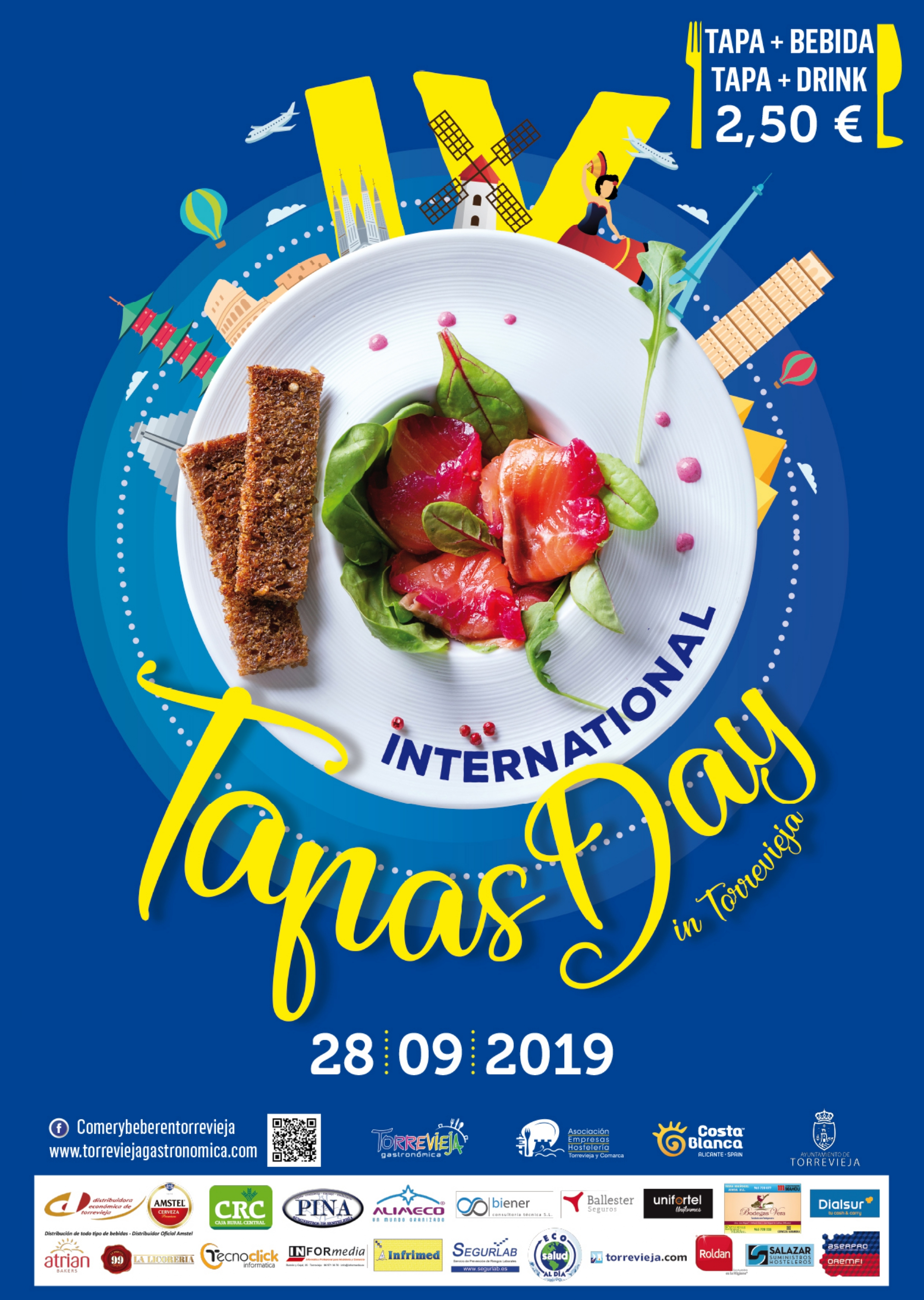 International Tapas Day 2019 Torrevieja